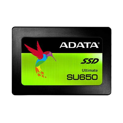 SSD ADATA Ultimate SU650 Sata III 3D-NAND 2.5 inch 240GB