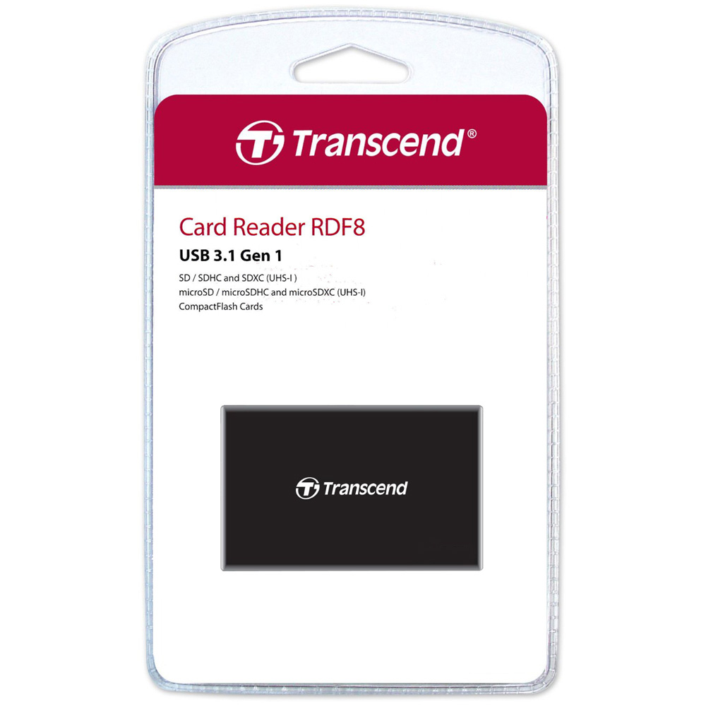 Đầu đọc 3.0 Transcend ALL-IN-ONE RDF8