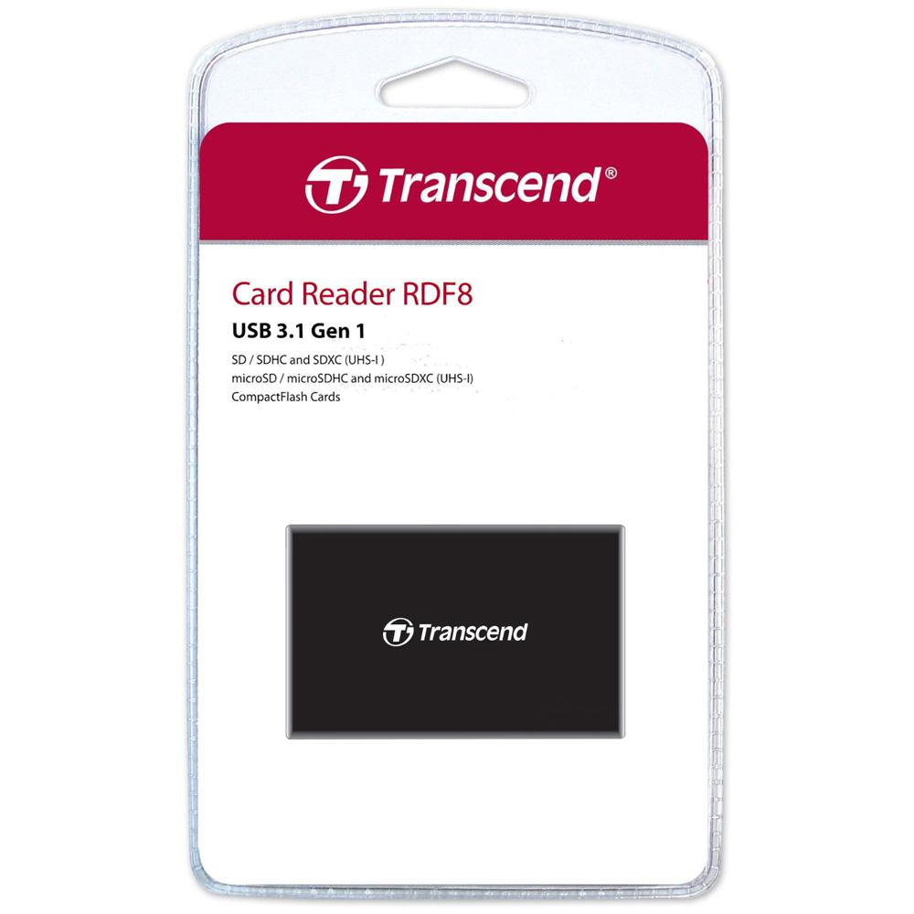 Đầu đọc 3.0 Transcend ALL-IN-ONE RDF8