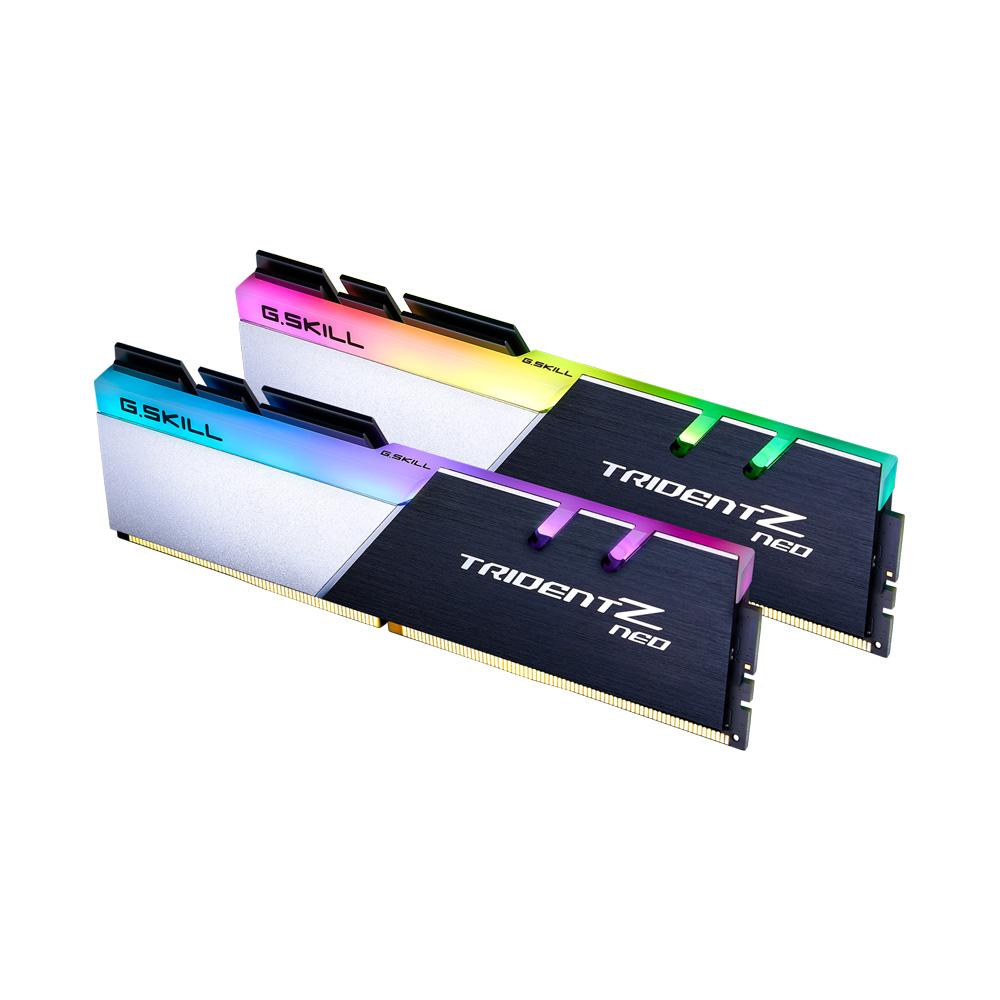 Ram PC G.SKILL Trident Z Neo 32GB 3600MHz DDR4 (16GBx2) F4-3600C18D-32GTZN