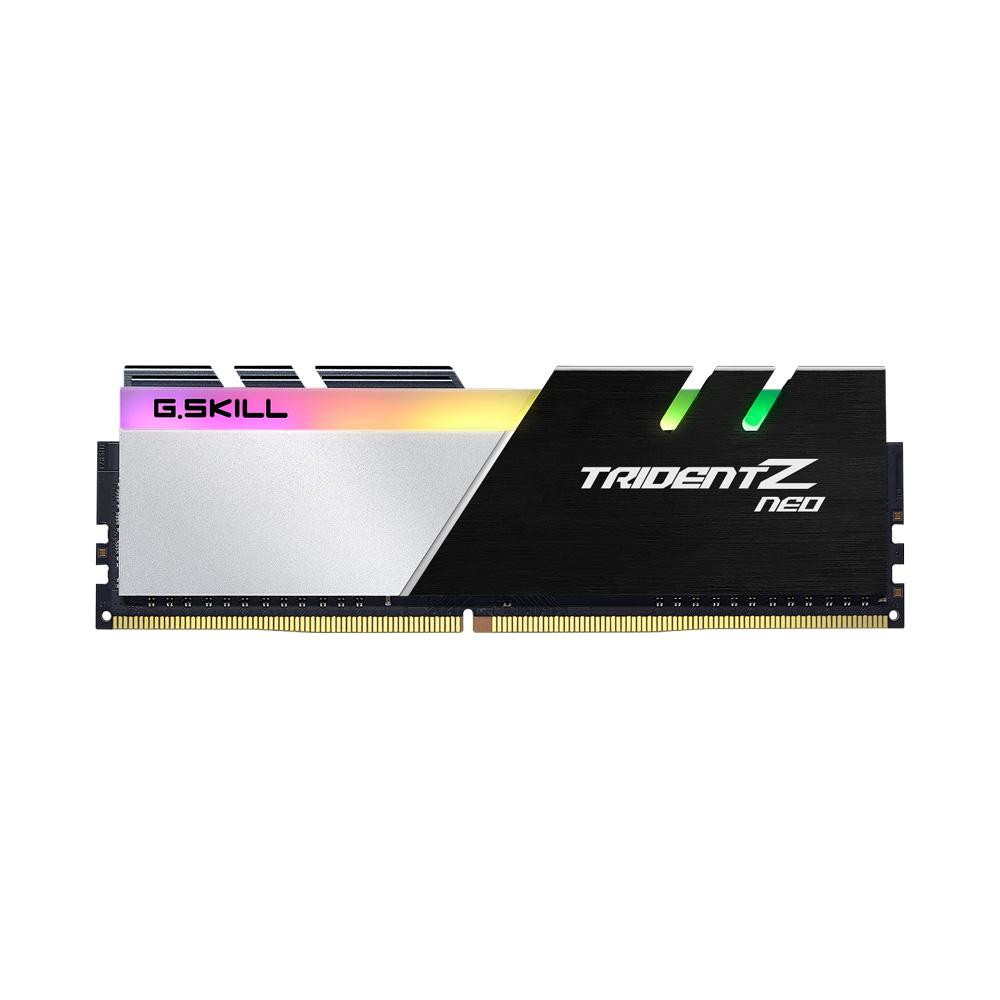 Ram PC G.SKILL Trident Z Neo 64GB 3200MHz DDR4 (32GBx2) F4-3200C16D-64GTZN