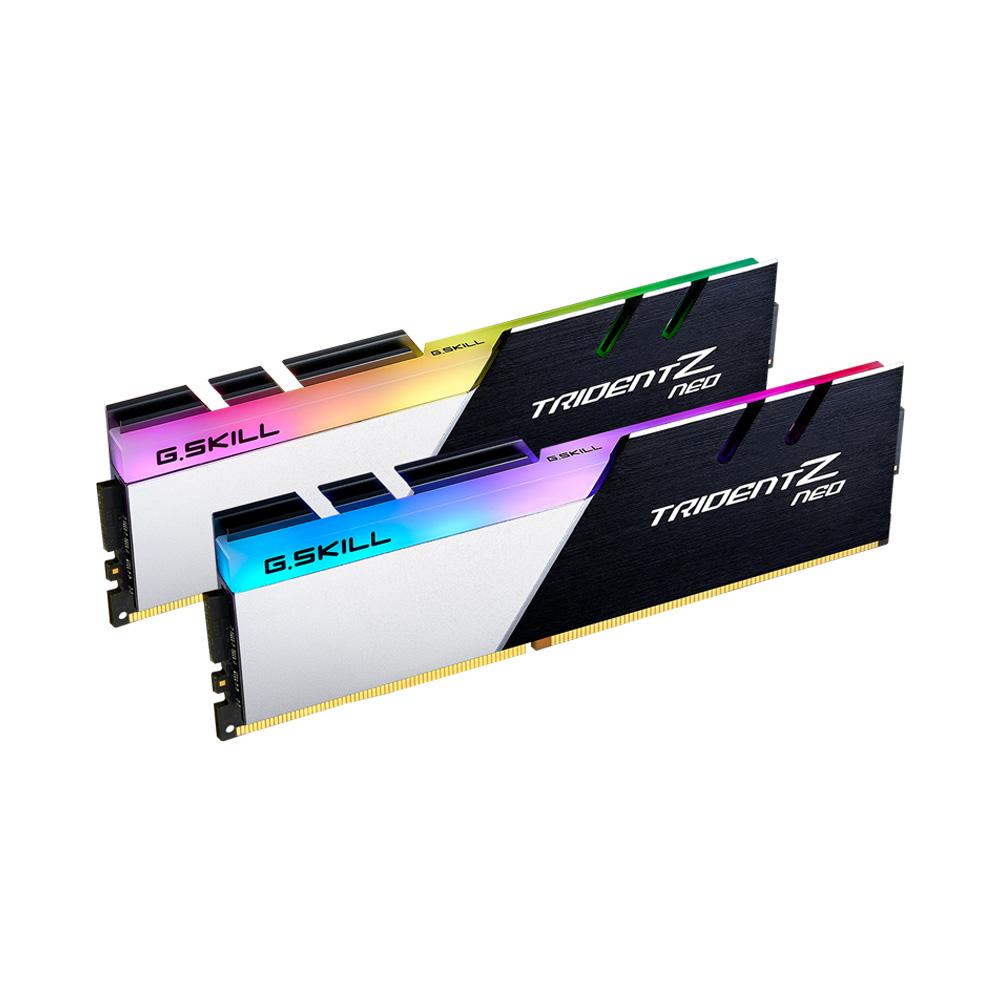 Ram PC G.SKILL Trident Z Neo 64GB 3600MHz DDR4 (32GBx2) F4-3600C18D-64GTZN