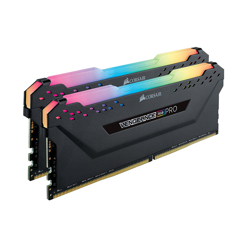 Ram PC Corsair Vengeance RGB Pro DDR4 KIT 16GB (2x8GB) Bus 3600Mhz C18 CMW16GX4M2C3600C18