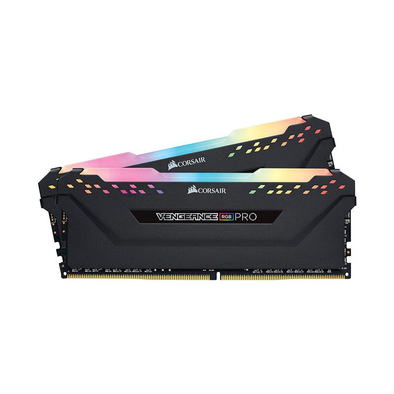 Ram PC Corsair Vengeance RGB Pro 16GB 3000Mhz DDR4 (2x8GB) CMW16GX4M2C3000C15