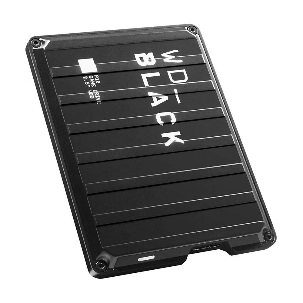Ổ cứng di động Western Black P10 Game Drive 2TB WDBA2W0020BBK-WESN