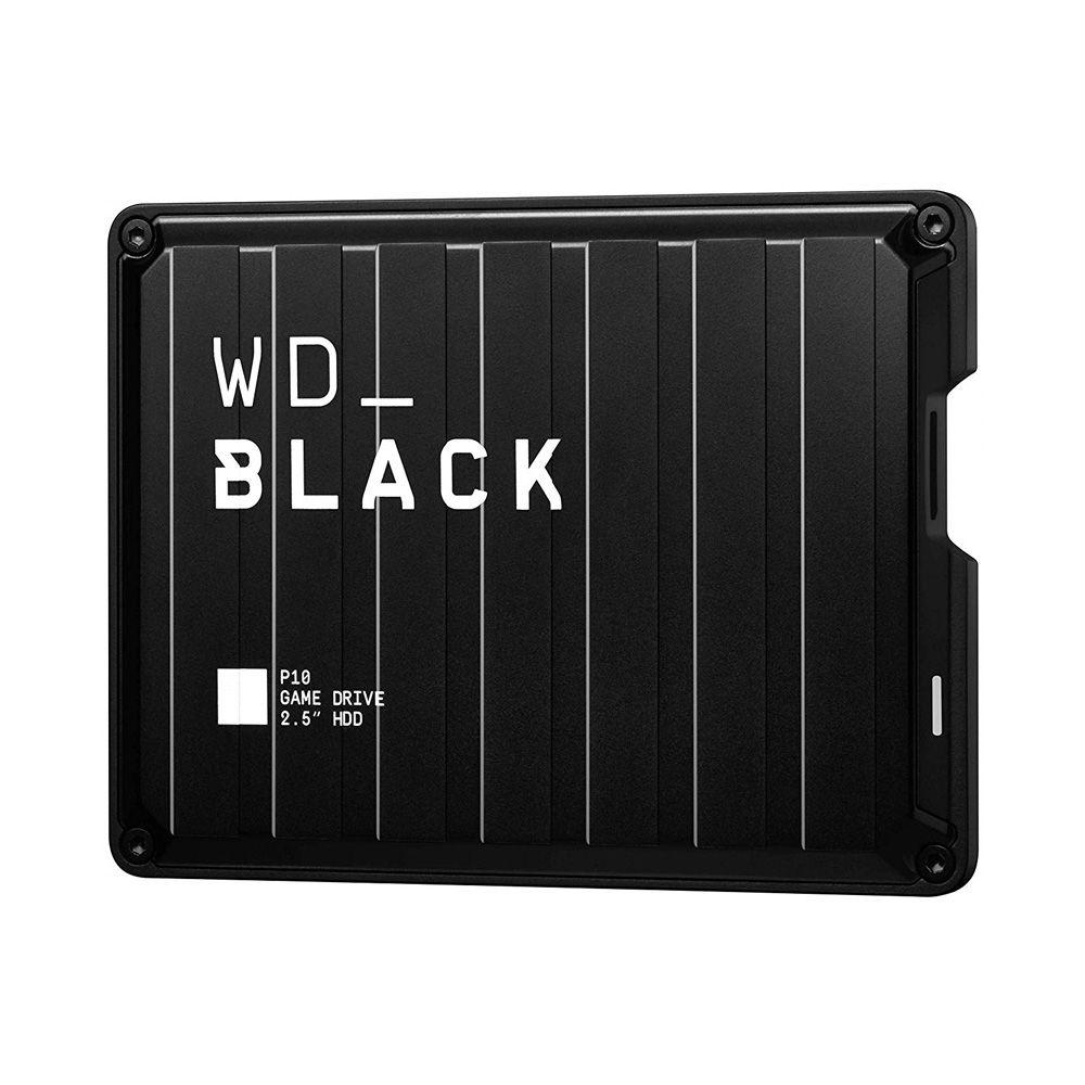 Ổ cứng di động Western Black P10 Game Drive 5TB WDBA3A0050BBK-WESN