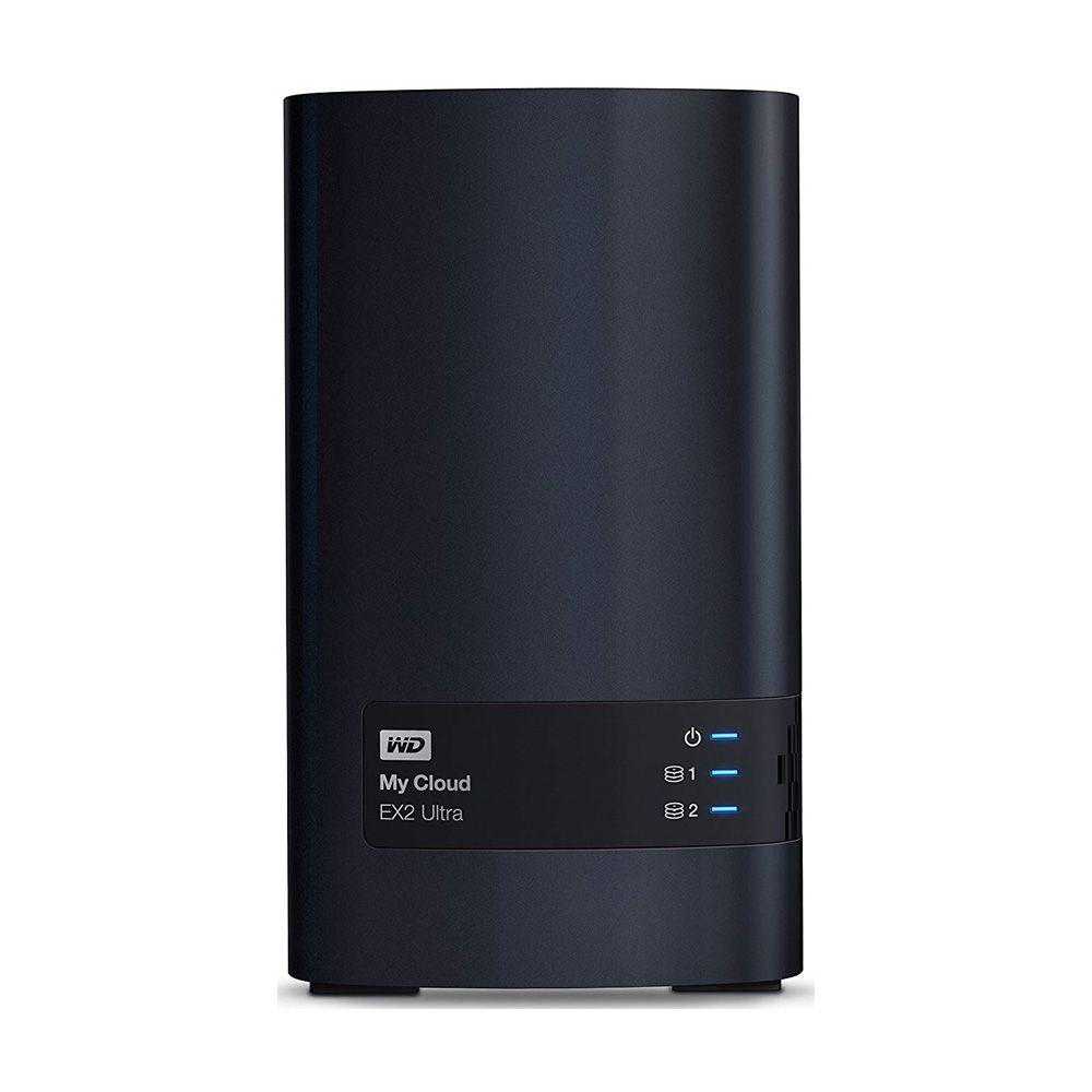 Thiết bị lưu trữ mạng NAS WD My Cloud EX2 Ultra WDBVBZ0000NCH-SESN