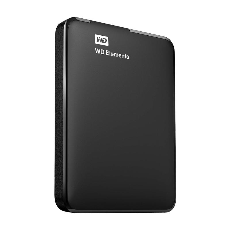 Ổ cứng di động Western Digital Elements 4TB WDBU6Y0040BBK-WESN