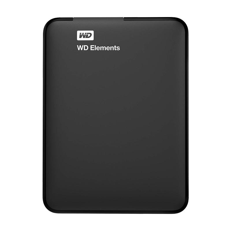 Ổ cứng di động Western Digital Elements 500GB WDBUZG5000ABK-WESN