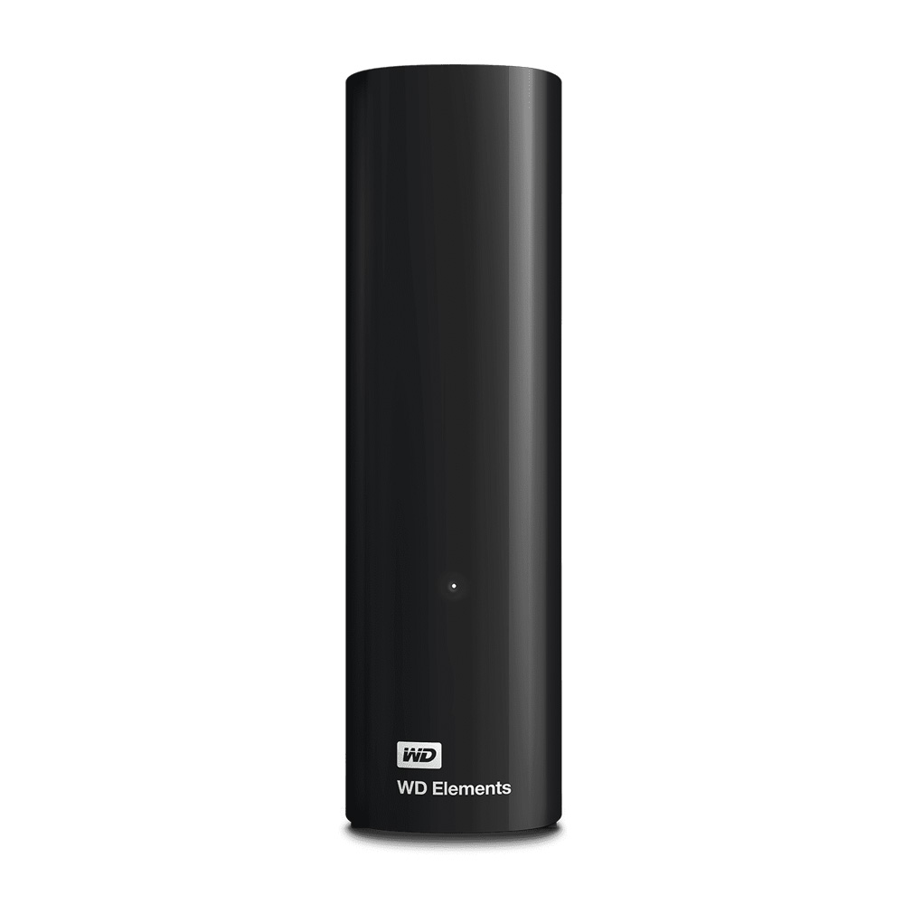 Ổ cứng để bàn HDD WD Elements Desktop 3.5inch 2TB WDBBKG0020HBK-SESN