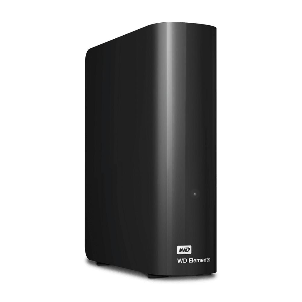 Ổ cứng để bàn HDD WD Elements Desktop 3.5inch 3TB WDBBKG0030HBK-SESN