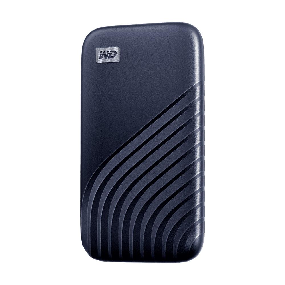 Ổ cứng di động 500GB External SSD Western Digital My Passport USB 3.2 Gen 2 WDBAGF5000ABL-WESN