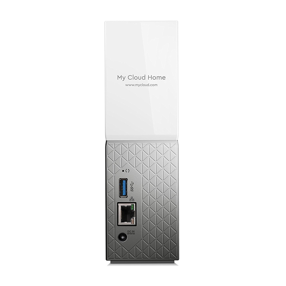 Ổ cứng mạng HDD 6TB Western Digital My Cloud Home WDBVXC0060HWT-SESN