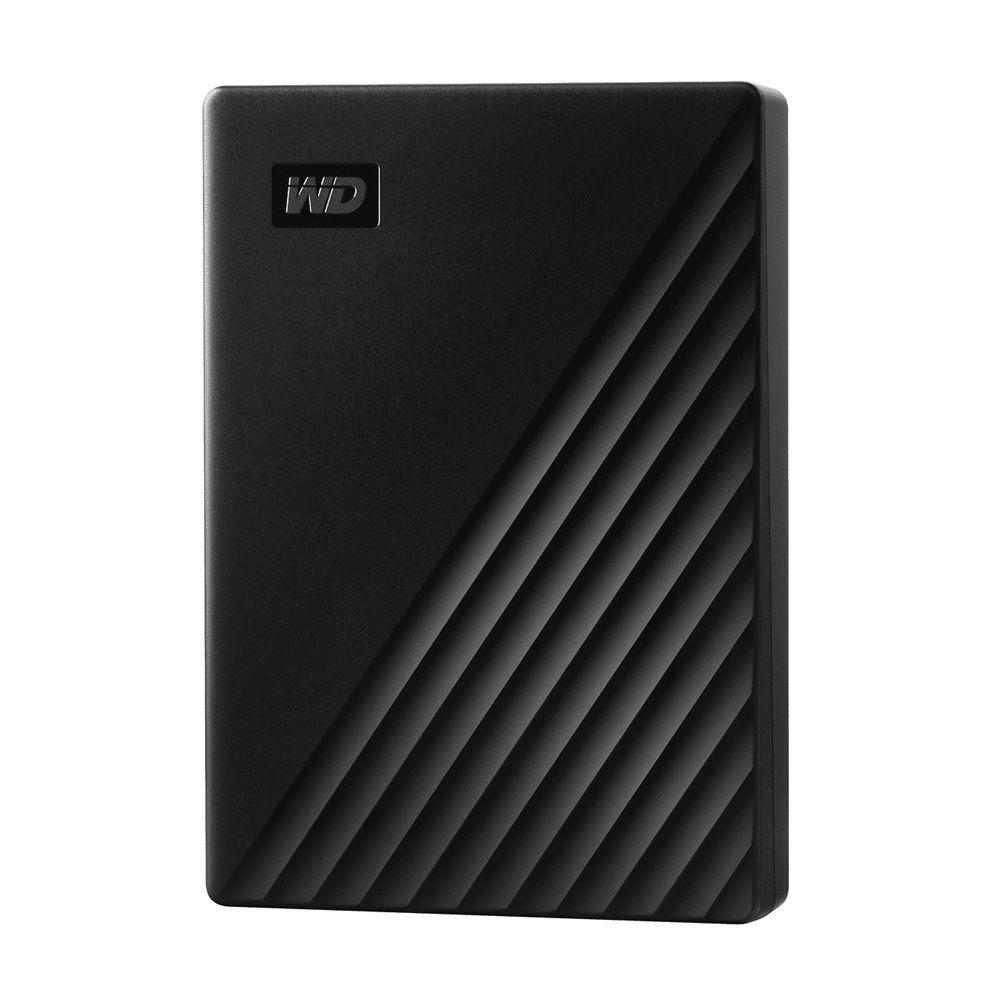 Ổ cứng di động Western Digital My Passport 5TB WDBPKJ0050BBK-WESN (Phiên bản mới)