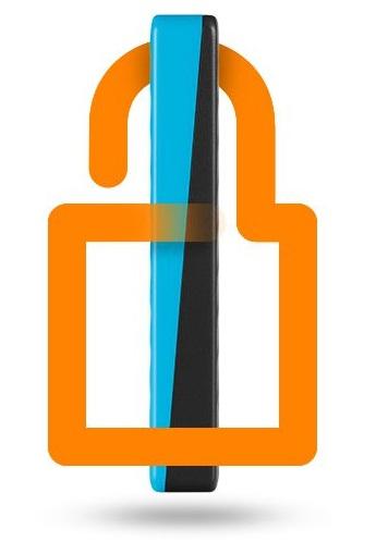Ổ cứng di động Western Digital My Passport 1TB WDBYVG0010BBK-WESN (Phiên bản mới)