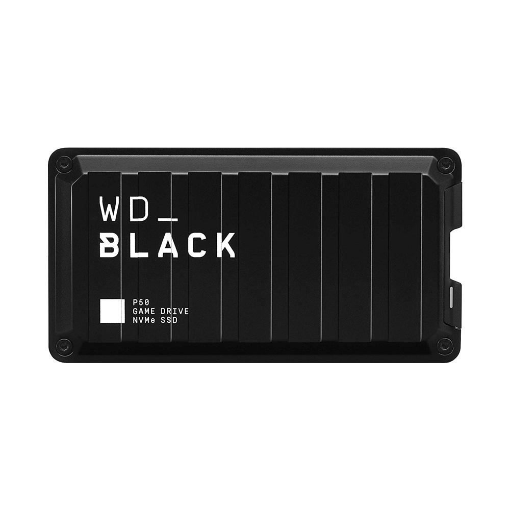 Ổ cứng di động External SSD 2TB WD Black P50 Game Drive WDBA3S0020BBK-WESN