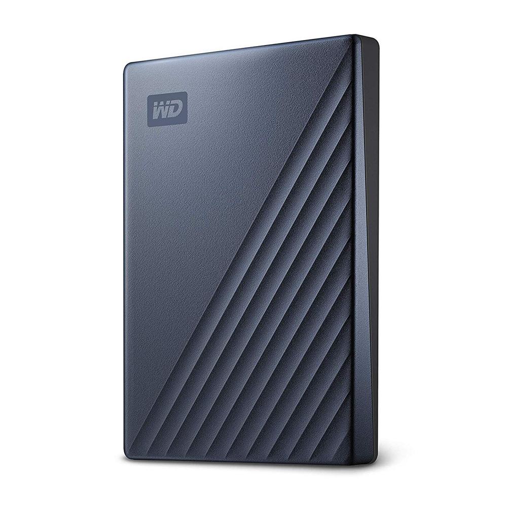 Ổ cứng di động 2TB WD My Passport Ultra USB Type-C 3.0 WDBC3C0020B