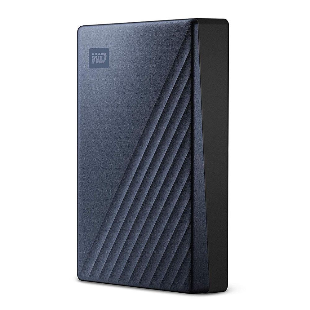 Ổ cứng di động 4TB WD My Passport Ultra USB Type-C 3.0 WDBFTM0040B