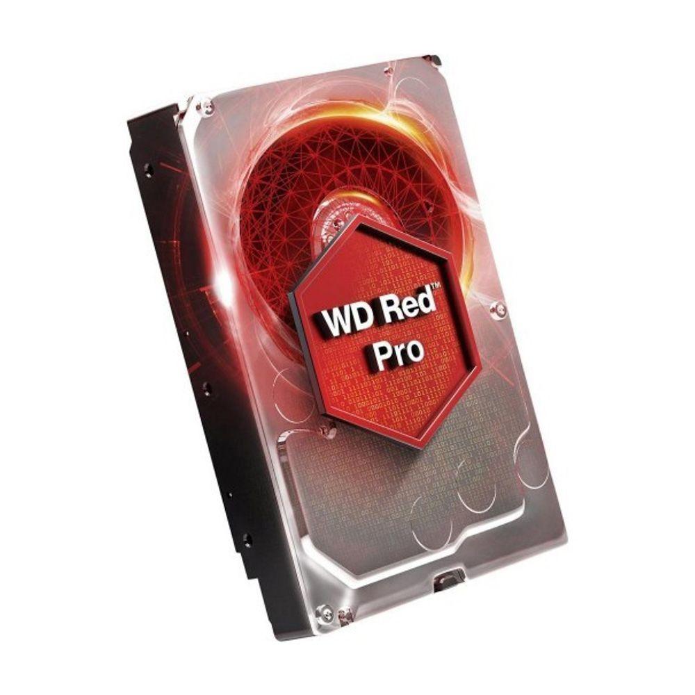 HDD WD Red Pro 6TB 3.5 inch SATA III 256MB Cache 7200RPM WD6003FFBX