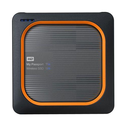 Ổ cứng di động SSD 500GB Western Digital My Passport Wireless WDBAMJ5000AGY