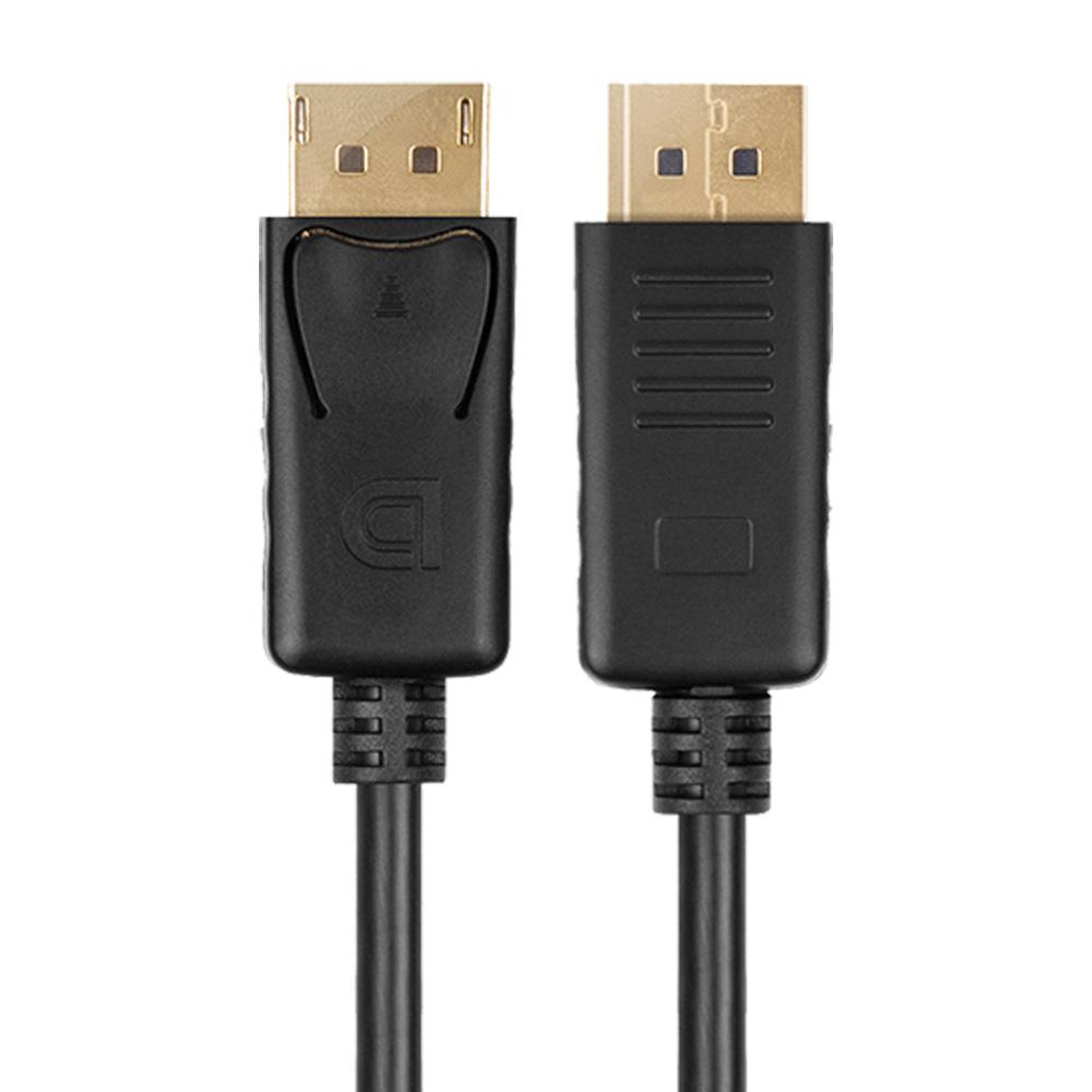 Cáp DisplayPort 2m Unitek Y-C608BK