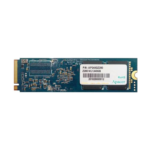 SSD Apacer PCIe Gen3 x4 M.2 2280 240GB Z280
