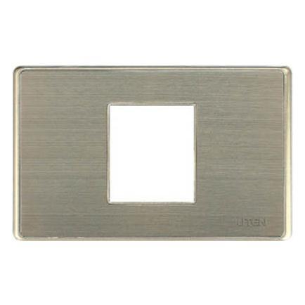 Mặt viền 1 hạt cỡ M uten W118
