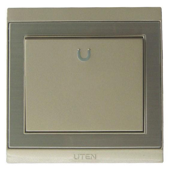 Công tắc đơn 1 chiều uten UW86