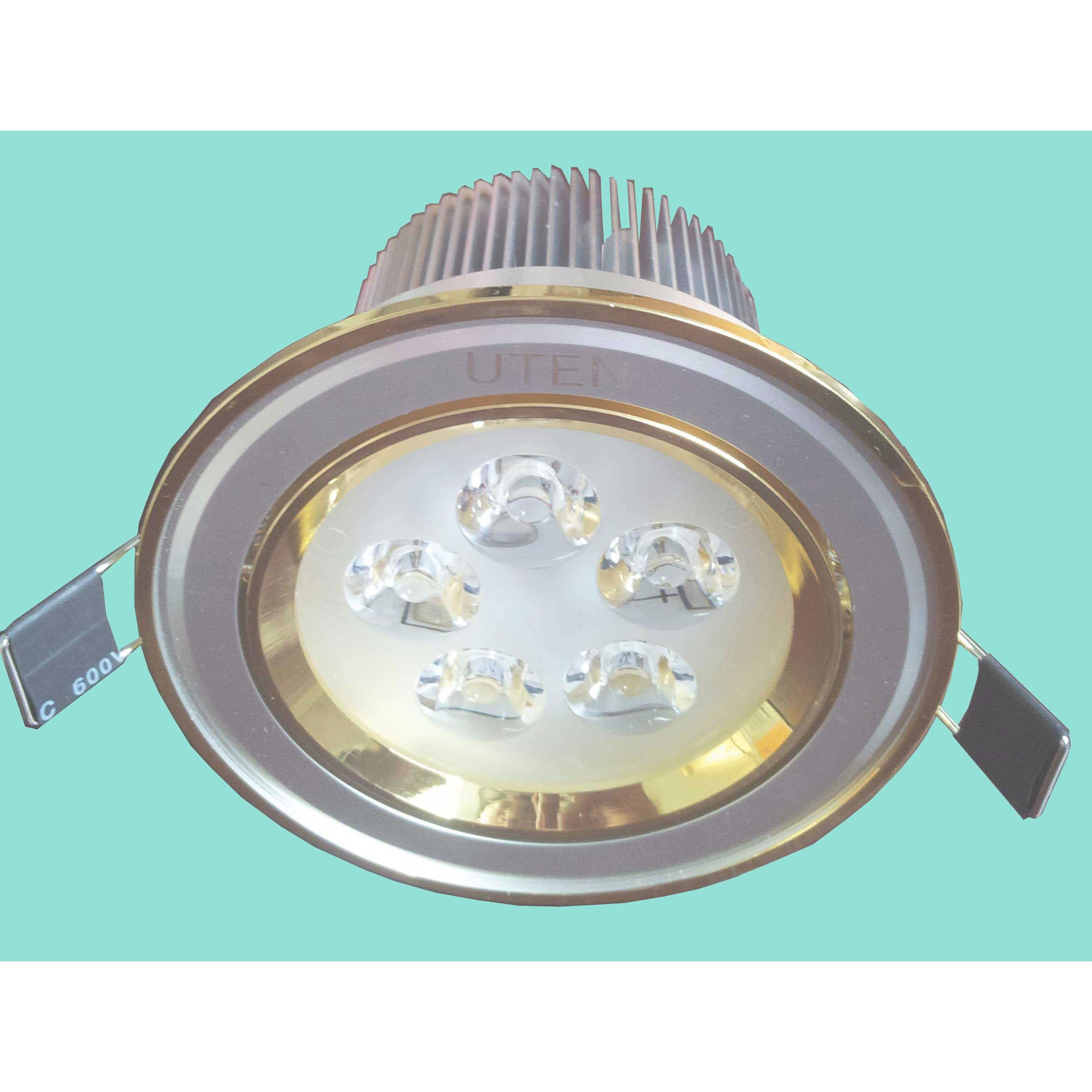 Đèn LED downlight 5W uten
