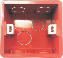 Đế âm nhựa loại vuông UTEN UBBOX/A
