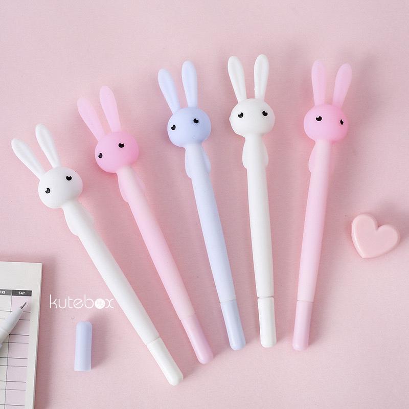 Bút viết thỏ