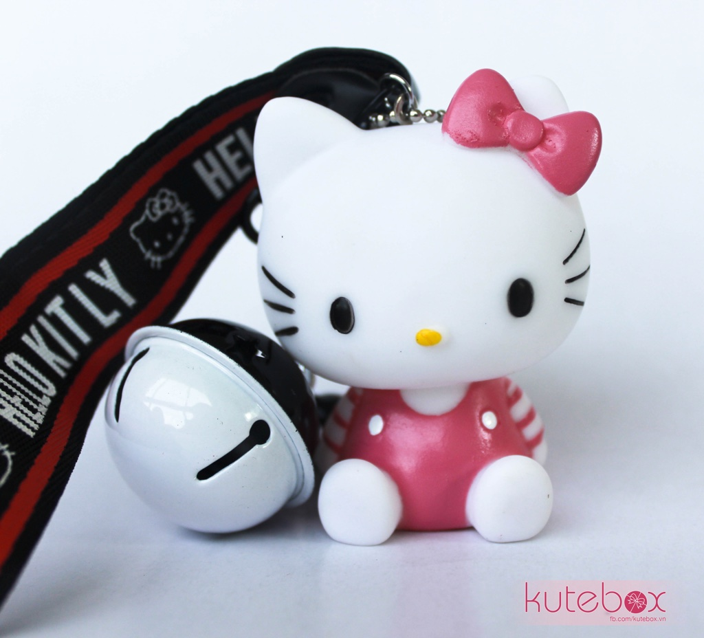 Móc Khóa Hello Kitty