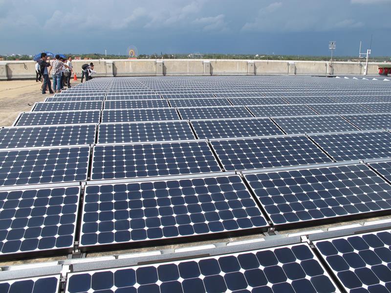 Quảng Ngãi và những lý do nên dùng năng lượng mặt trời