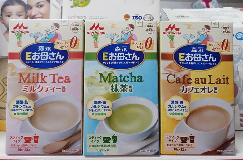Sữa bà bầu Morinaga (đủ vị)
