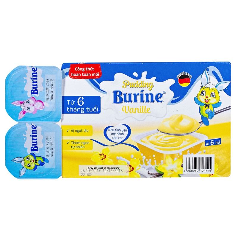 Pudding Burine