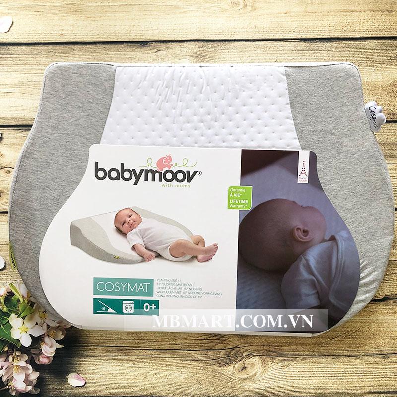 Gối chống trào ngược Babymoov Cosymat BM14302