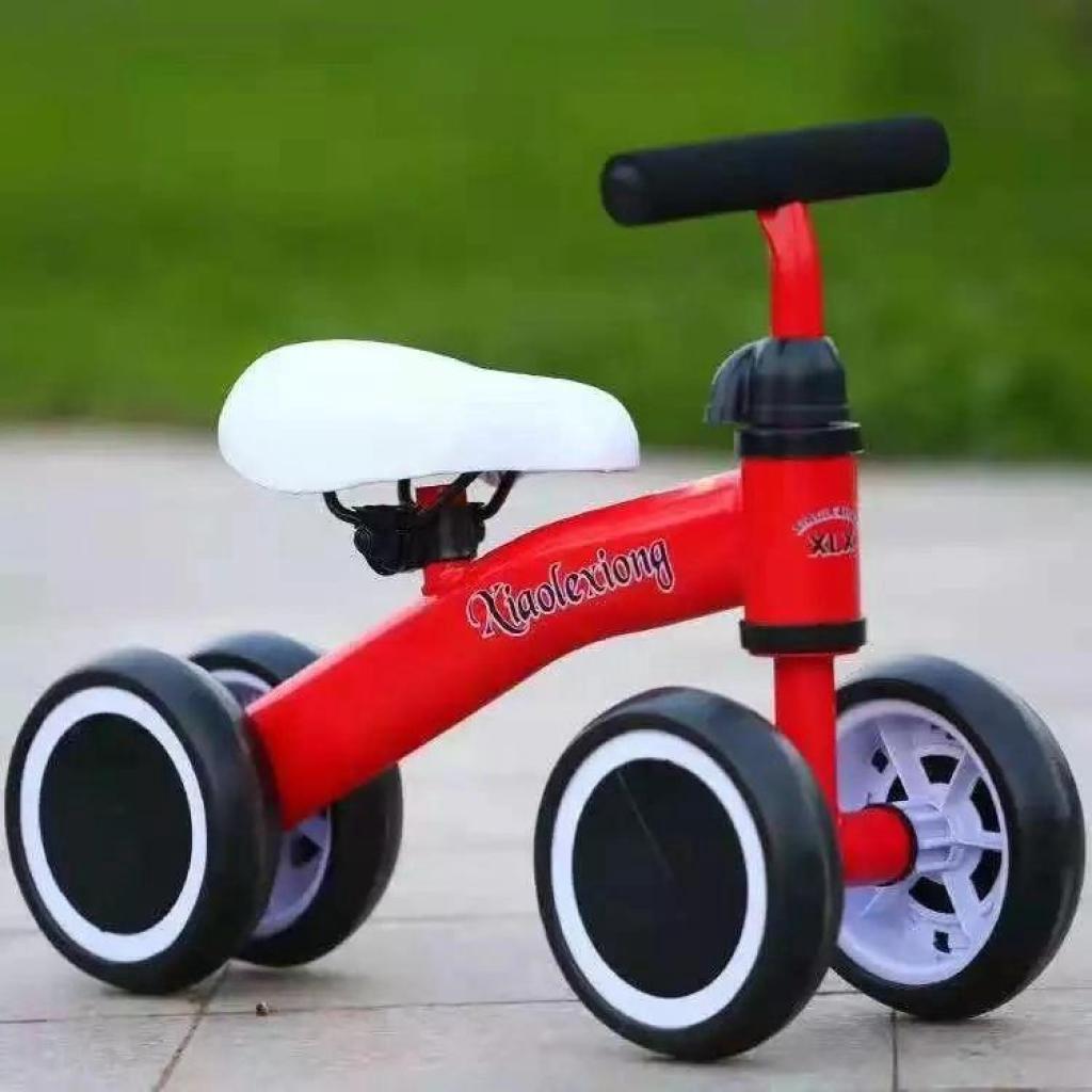 xe cân bằng xiaolexiong mini màu đỏ