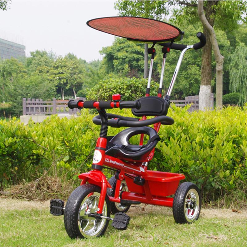Xe đẩy 3 bánh T301 (nhiều màu)