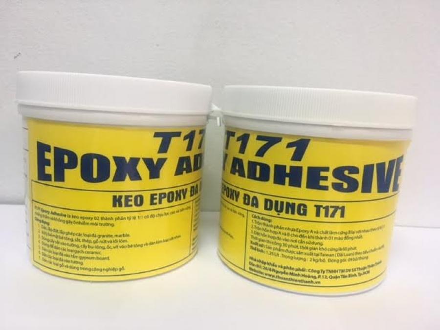 Keo epoxy đa năng - T171 Epoxy Adhesive