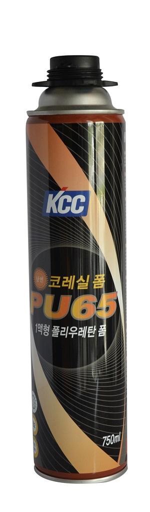 Keo bọt nở foam chống cháy KCC PU65