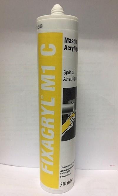 Keo chống cháy Fixacryl M1C 300ml (Pháp)