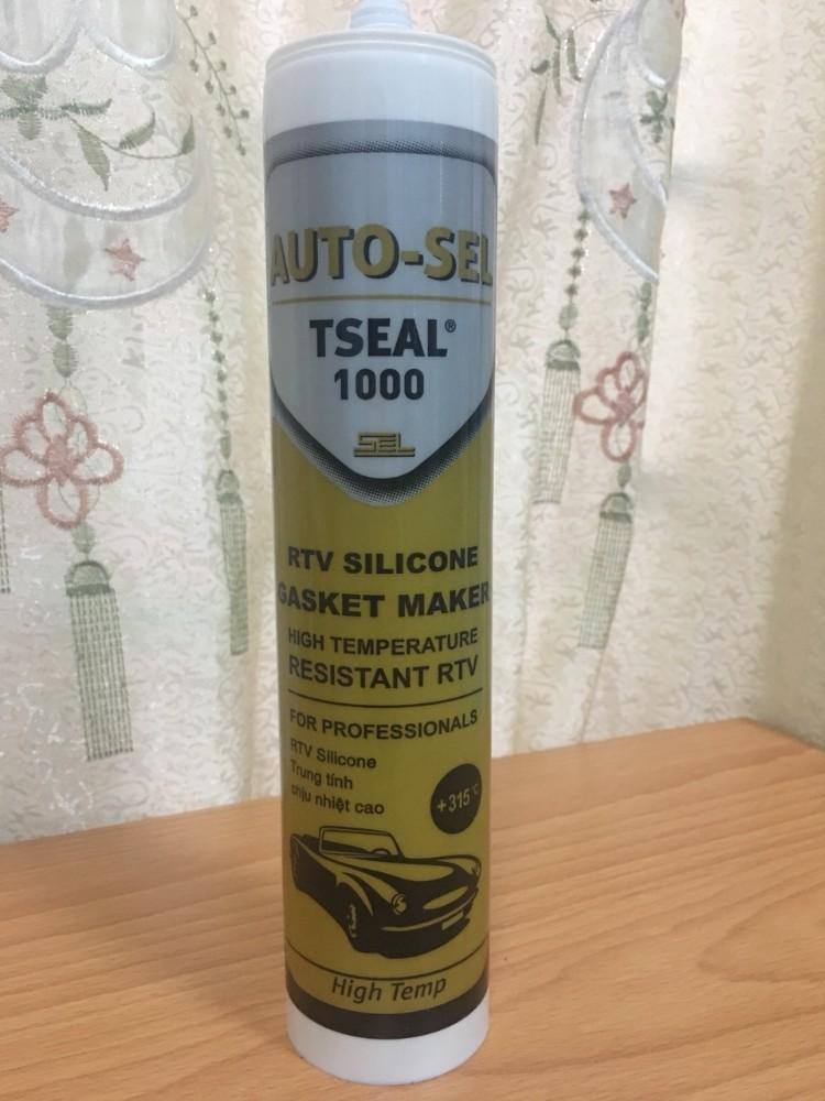 Keo Silicone trung tính chịu nhiệt cao AUTO-SEL TSEAL 1000