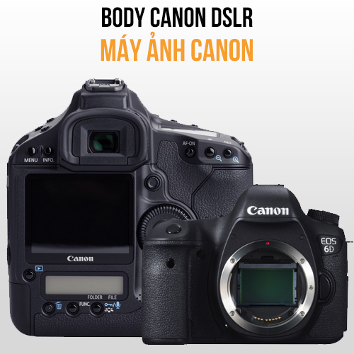 Máy ảnh Canon DSLR
