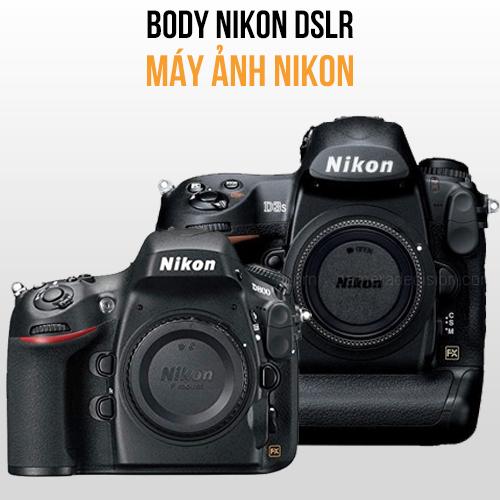 Máy ảnh Nikon DSLR