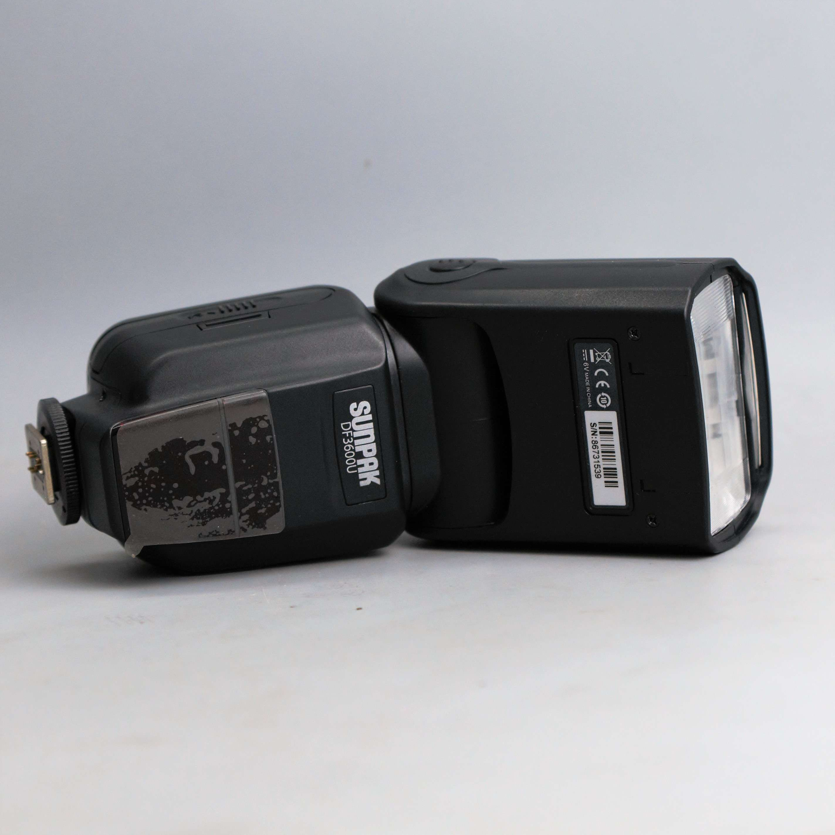 sunpak-df3600u-flash