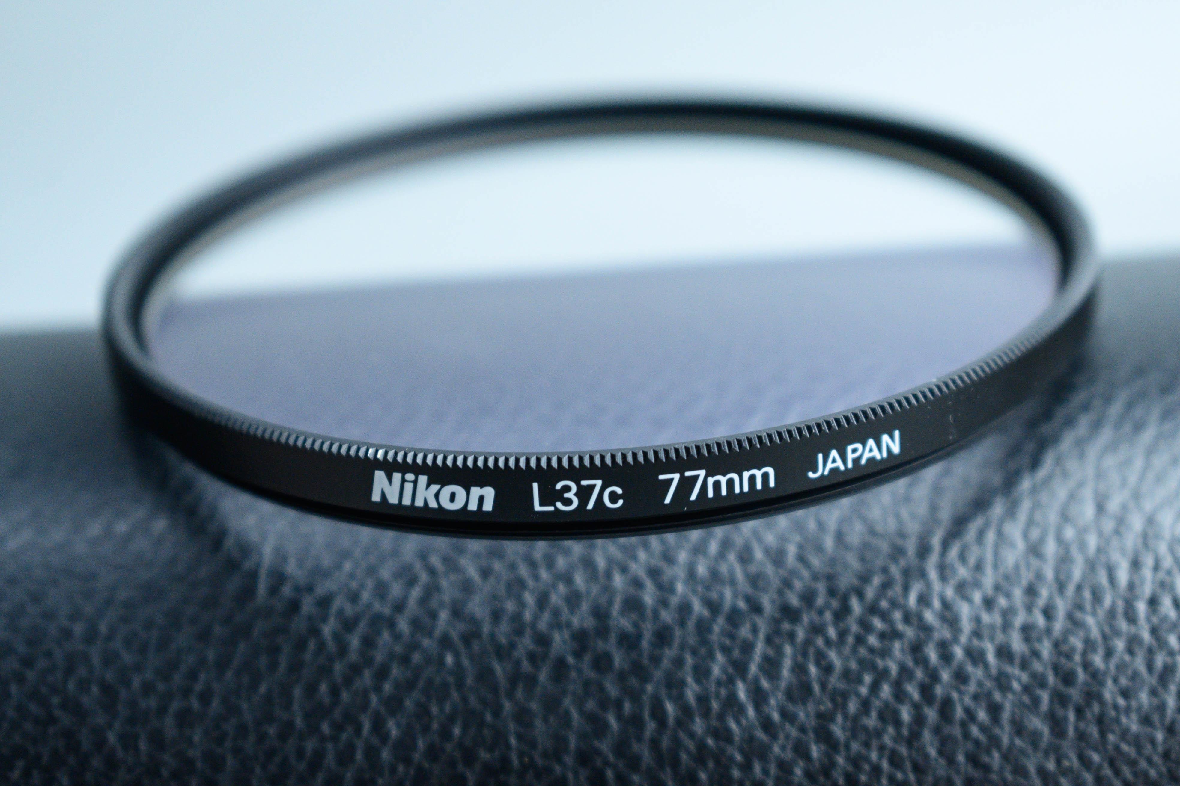 nikon-l37c-77mm-japan-filter