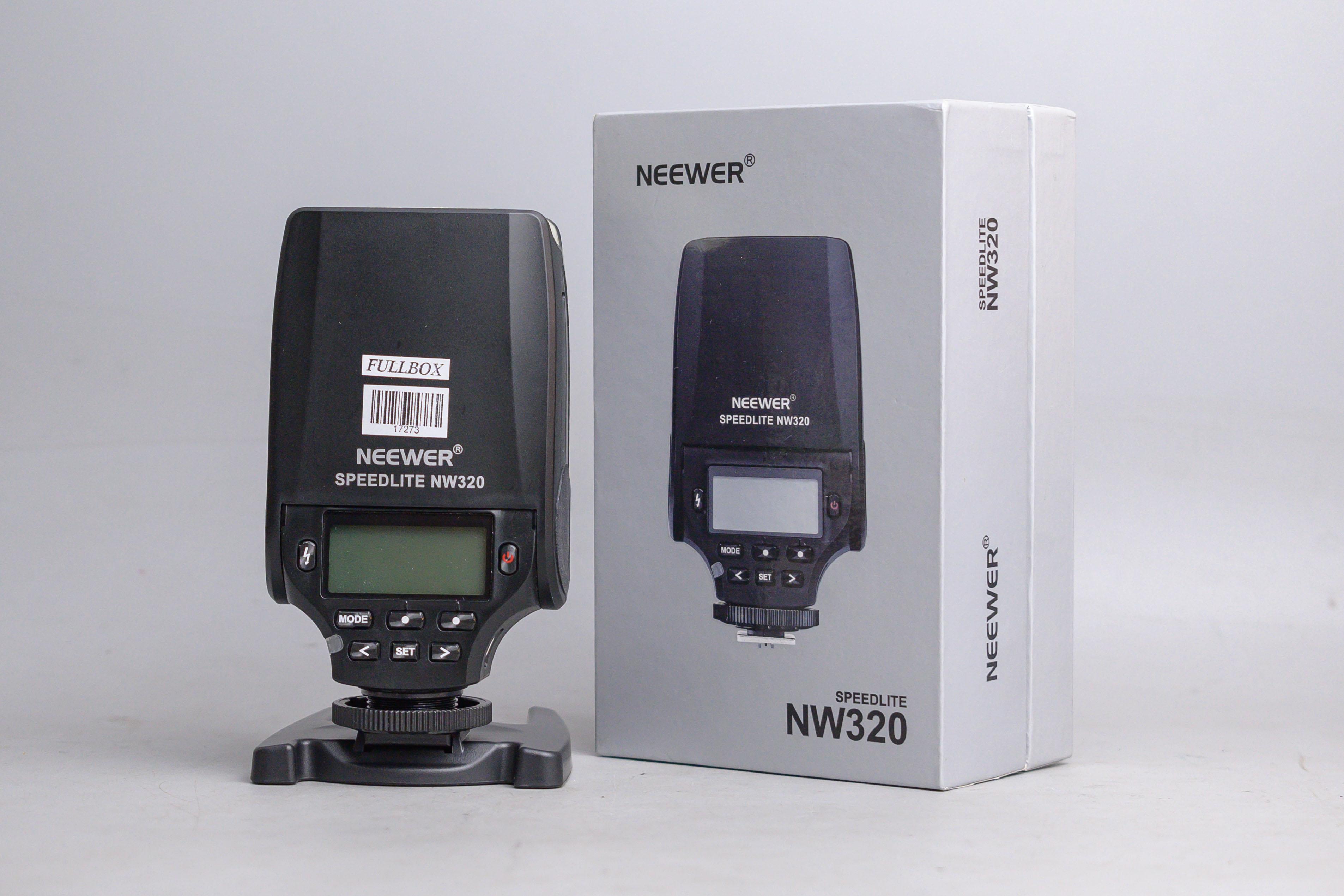 flash-neewer-speedlite-nw320-for-sony-fullbox-likenew-17273
