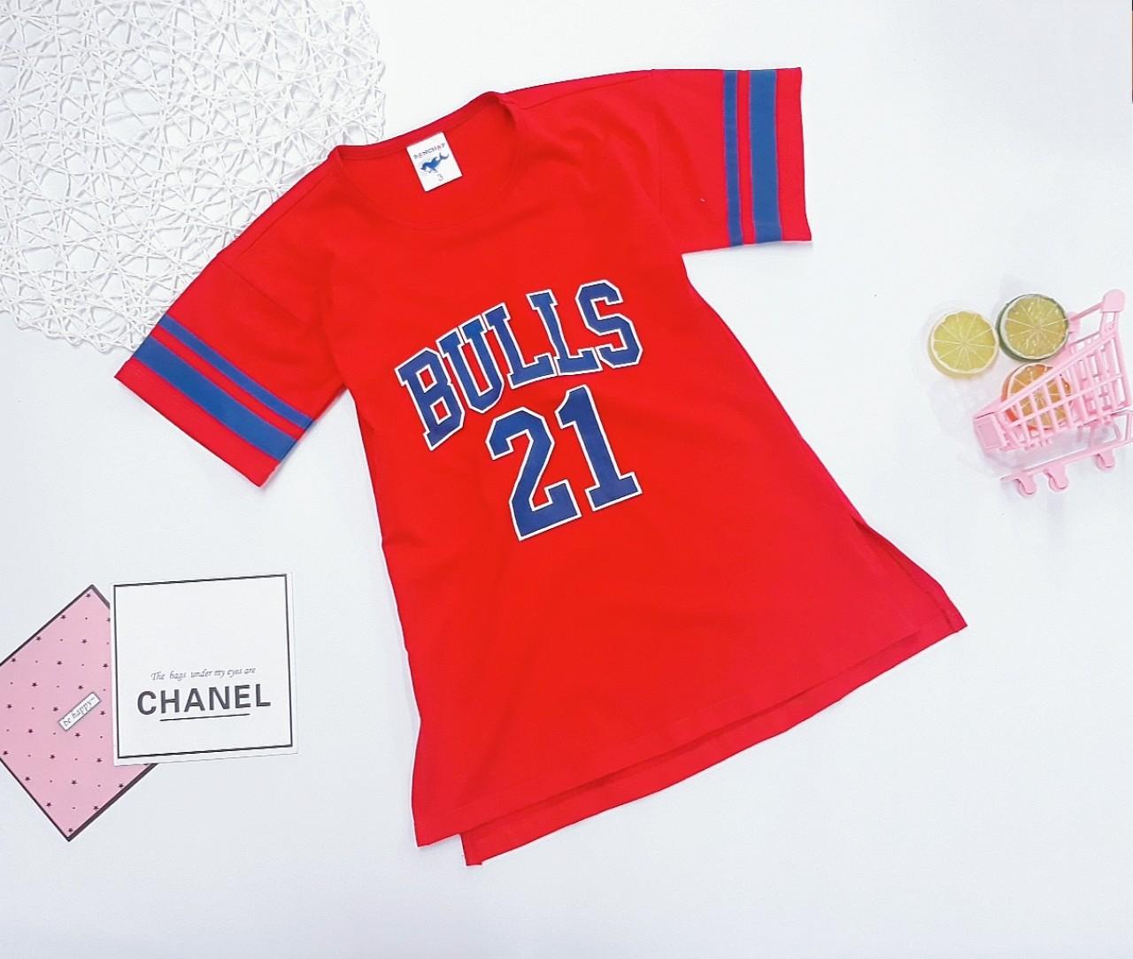 Đầm BG BULLS- ĐỎ