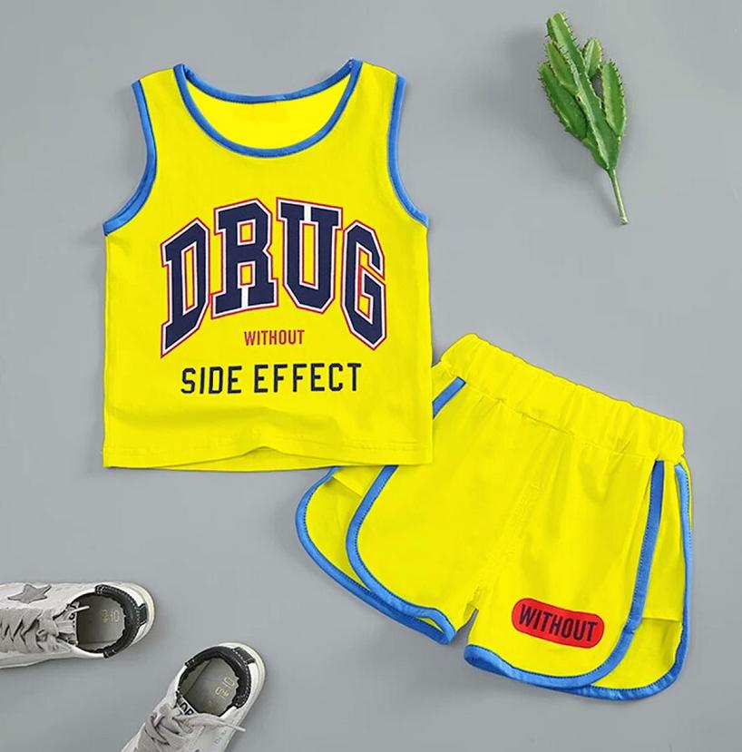 ĐỒ BỘ BT DRUG - VÀNG