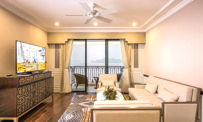 executive suite vinpearl Hạ Long